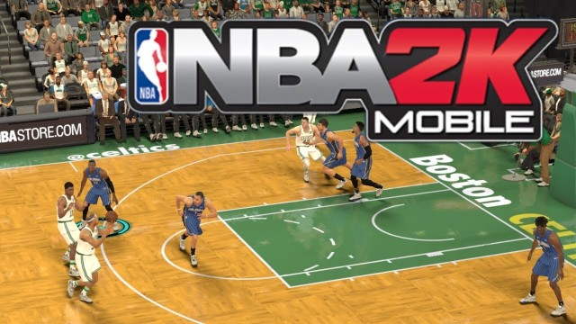 NBA 2K Mobile Basketball(NBA 2K モバイル)