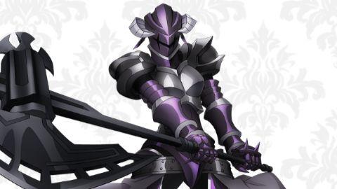 純潔の重装騎士 アルベド