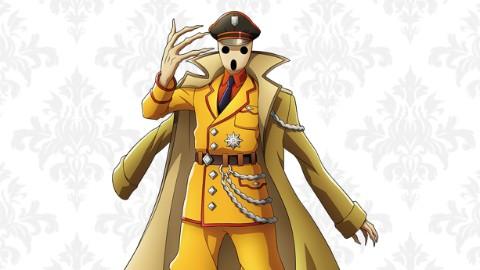宝物殿領域守護者 パンドラズ・アクター