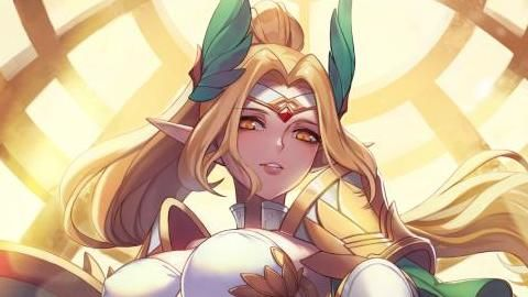 太陽女王 アウラ