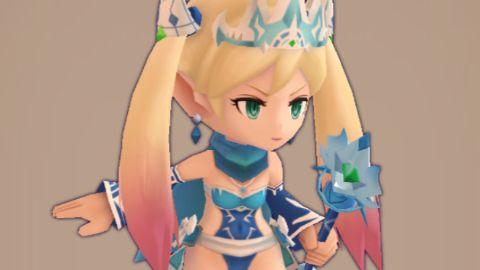 女王エルゼラ
