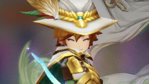 迅速の輝弓士