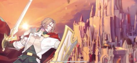 MEOW 王国の騎士