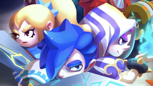『Tales Rush!』飛燕斬を使いこなせ!ローグライク風本格アクションゲーム