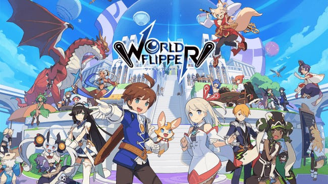 WORLD FLIPPER(ワールドフリッパー)