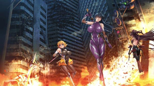 『アクション対魔忍』3DアクションRPG!特務中隊の指揮官となって世界各地での任務に挑もう