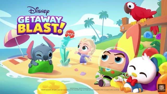 『ディズニー ポッピンアイランド』パスポートを持って、いざ出発!パズルを組み合わせてマッチ3を作る新感覚ゲーム