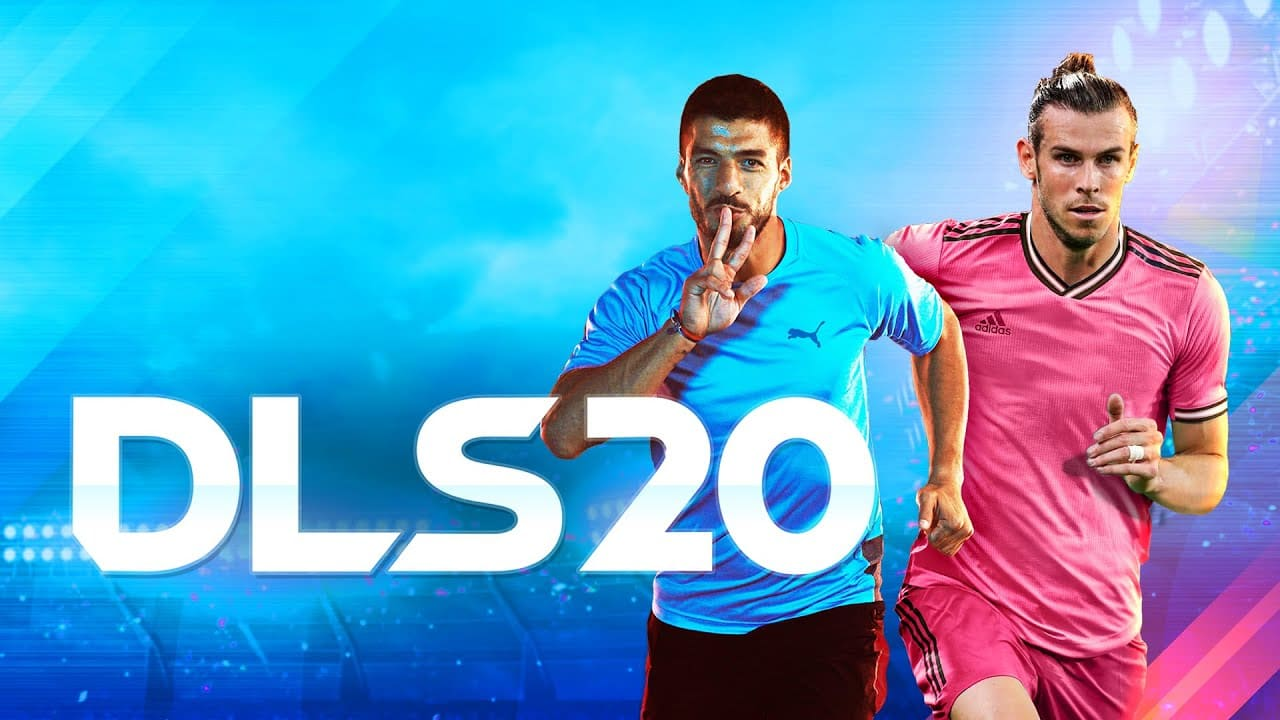『Dream League Soccer 2020』3,500人以上のプレイヤーの中からドリームチームを結成して、世界中の強豪サッカークラブと対戦!