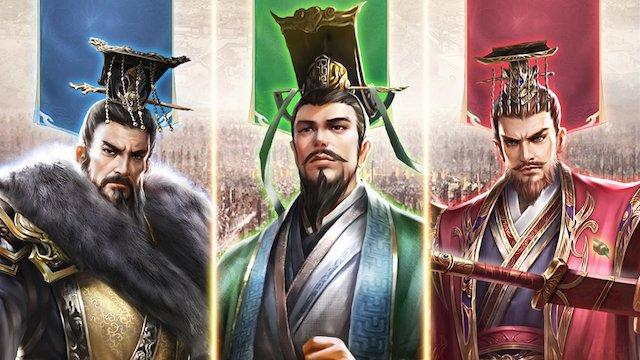 『三國戦志・いくさば』三国志ゲームの新時代を切り拓く!本格シミュレーションゲーム