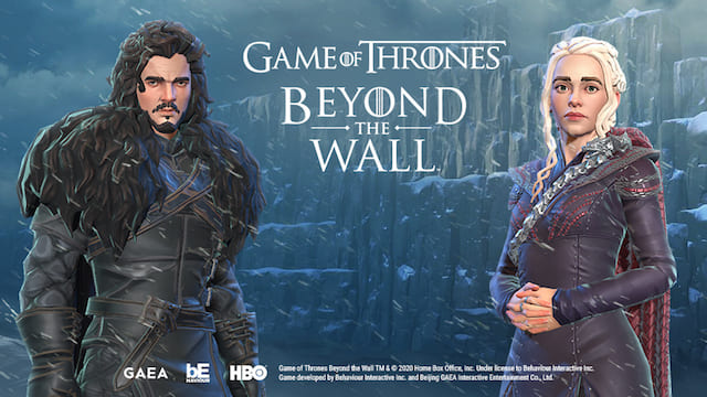 ゲーム・オブ・スローンズ Beyond the wall