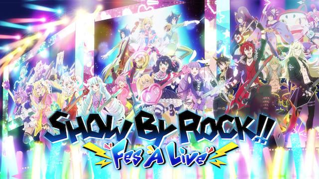 SHOW BY ROCK!! Fes A Live