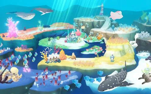 アビスリウムワールド:Tap Tap Fish