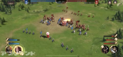 龍の覇業~三国英雄伝