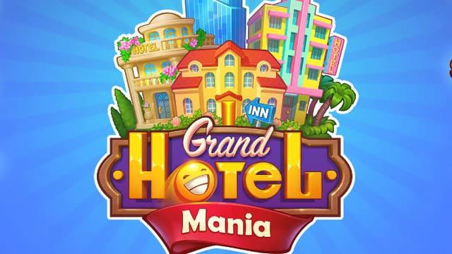 『Grand Hotel Mania』キッチンアップグレード!レベルをクリアしてコインやジェムを入手しよう