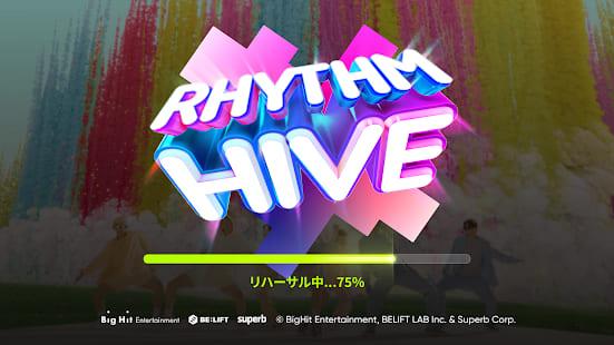 『Rhythm Hive』様々なカードの能力「パフォーマンスカード」を使って演奏し、高スコアを獲得しよう!